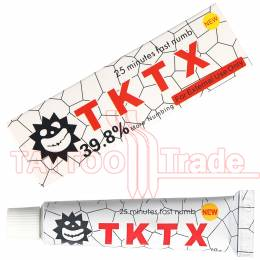 Крем TKTX White 39,8% 10гр.