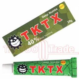 Крем TKTX Green 40% 10гр.